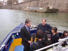 speaking to the BBC