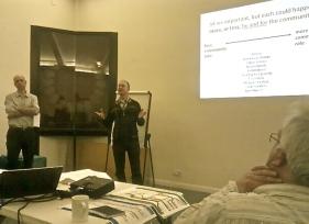 A Bristol Energy Network workshop