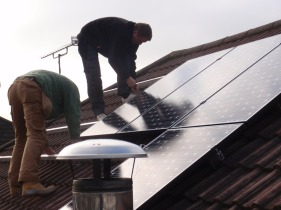 Green jobs and green energy just keep growing; one of the few parts of the economy that kept expaning in the recession.