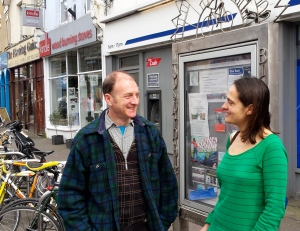 I worked on Daniella's Mayoral and Bishopston campaigns